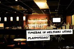 Timebar in Helsinki