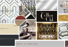 Project: Bar Deisgn Presentation: Sample/Mood Board Student: Micke Fourie