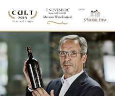St. Michael Eppan - CULT 2014 - The pioneers of quality.   Merano WineFestival