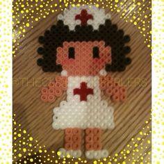 Enfermera by thecutestofperlers