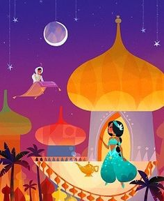 1000+ images about Arabian Nights and tales of the Genie ...