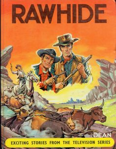 Vintage Western Comics | Posted by Cinema Retro in Out of the Past on Monday, January 9. 2012