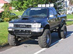 toyota pickup 4x4 - Google Search