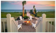 A breathtaking view in a breathtaking place! - Ocean Bluff (http://www.oceanbluffnc.com/)