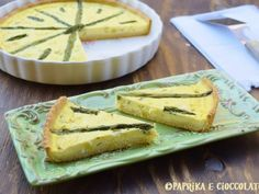 Torte Salate Archives - Pagina 3 di 4 - Paprika e Cioccolato Ricotta, 3, Camembert Cheese, Dairy, Food, Essen, Meals, Yemek, Eten