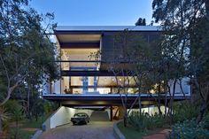 Residência Bosque da Ribeira - Nova Lima - Galeria de Imagens | Galeria da Arquitetura