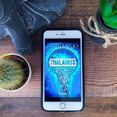"""Kati auf Instagram: """"📚Rezension """"Thalamus"""" - Cover😍 Die ausführliche Rezension findet ihr wie immer in Bio-Link…"""" Thriller Books, Iphone, Link, Instagram"""
