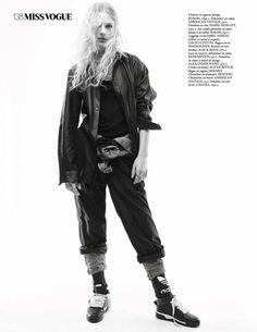 Street Life (Vogue Paris)