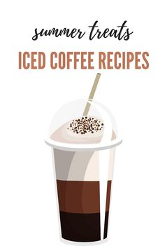 Recipes with Iced Co
