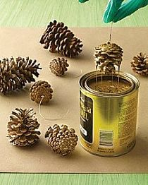 Brad 10 pine cone crafts, christmas projects, holiday crafts, christmas g. Pine Cone Crafts, Christmas Projects, Fall Crafts, Holiday Crafts, Diy Crafts, Holiday Fun, All Things Christmas, Winter Christmas, Christmas Holidays