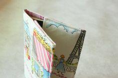 Passport Holder - Streets of Paris $10