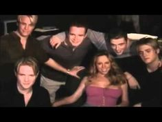mariah carey e westlife(take a look at me now)