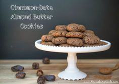 In need of a healthy treat for road trips this summer? These date-sweetened, flourless almond butter cookies pack well and are adored by c...