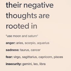 Fear is mine (Sagittarius) but i would actually be all of these tbh