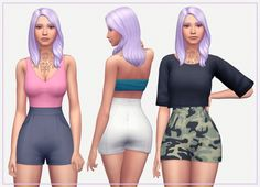 Presents for my Pookie: Part One [[MORE]]Things You Should Know Before Downloading: •  New base game compatible mesh • There are three files to choose from but you MUST install the mesh no matter...