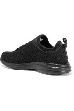 Athletic Propulsion Labs - Techloom Phantom 3d Mesh Sneakers - Black - US8.5