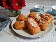 buondi home made , recipe spectacular Croissants, French Toast, Tasty, Bread, Cakes, Biscotti, Breakfast, Sweet, Video