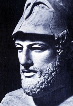 Pericles 495 – 429 BC was a prominent and influential Greek statesman and general of Athens during the city's Golden Age