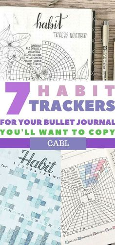 These 7 BULLET JOURNAL layouts from the experts are THE BEST! I'm so happy I found these GREAT ideas! Now I have some good ideas! #DIY #bulletjournal #bujo #organization #bulletjournallayouts #bulletjournalspreads