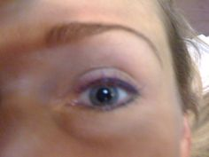 Permanent Makeup Closeup. Thicker Application on top with Thinner Liner on Bottom - which is always recommended @AnastasiaMakeupChicago