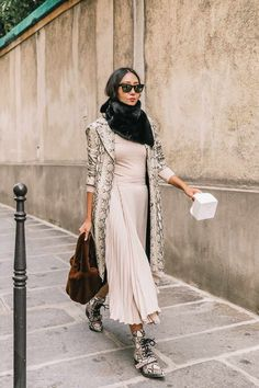 street style // animal print // leather editorial // outfit inspiration // style