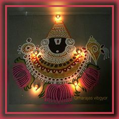 Uma Raja is a popular Rangoli Designer on facebook who creates excellent Rangoli designs which you can see below.  Uma Raja's Facebook...