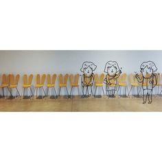 4月24日:ー)私は21st century museum of contemporary art (金沢)へ行った、妹島 和世と西沢 立衛(SANAA)はこの建物を設計した。金沢21世紀美術館では「ラビットーチェア」ある、これもSANAAのデザイン!私はSANAA大好き★彡(((o(*゚▽゚*)o)))私はハッピーな〜 ///ไอเลิฟSANAA