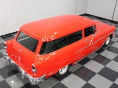 '56 Pontiac Yoeman Wagon