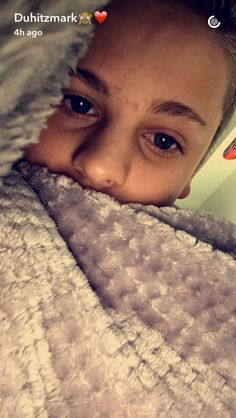 I have the same blanket as Mark