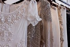 I adore anything beaded and intricate. I want all of these!