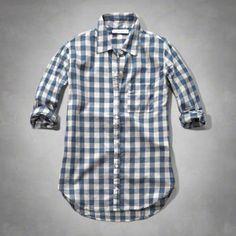 Classic Plaid Shirt