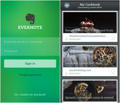 Some of our favourite uses of Evernote...