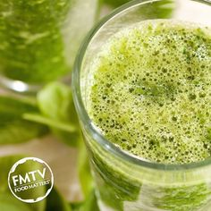 The blended avocado contains all of our body's six dietary needs in abundance - water, fat, protein, natural sugar, vitamins and minerals! http://www.fmtv.com/watch/turbo-express