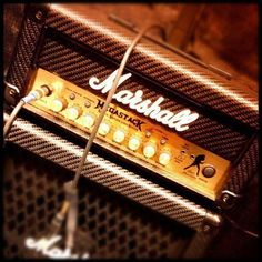 Marshall Amp Megastack