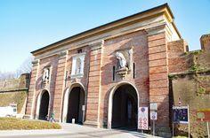 porta, Lucca