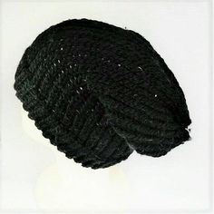 Check out this item in my Etsy shop https://www.etsy.com/uk/listing/528807917/black-slouchy-beanie-slouchy-beanie