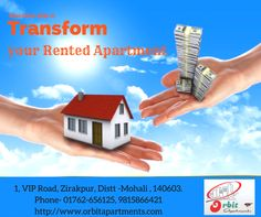 If there are rules that you as a tenant of one of the best apartments in Chandigarh must follow, make these décor ideas your commandments. Because, while paying rent on time is important, so too is making your place personalized and stylish. Working within the limitations of your landlord, it's little things like painting your furniture and draping windows will make an impact without costing you a lot of money and time. For more details, visit us…
