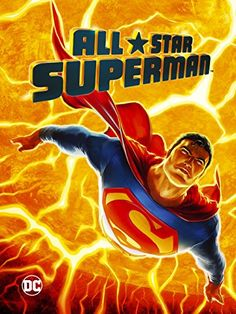 AllStar Superman -- Details can be found by clicking on the image.Note:It is affiliate link to Amazon.