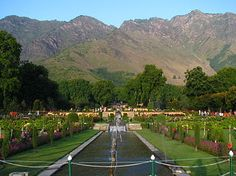 Nishat Bagh - Wikipedia, the free encyclopedia