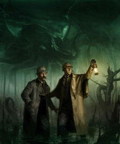 Sherlock Holmes and the Call of Cthulhu