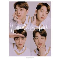 Wanna One Lai Guanlin 3 In One, One Pic, K Pop, Guan Lin, Lai Guanlin, My Big Love, Kim Jaehwan, Ha Sungwoon, My Destiny