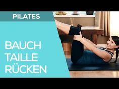 9 min. Pilates Core Training für Anfänger - Fit mit Anna - HD - YouTube