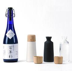 Kazuya Koike crafts simple sake cups from Japanese cedar