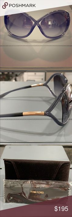 "8819ab6d862c Authentic Tom Ford ""Whitney"" Sunglasses Excellent condition Tom Ford  ""Whitney"" sunglasses only"