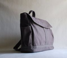 Backpack Sale SALE SALE 40%  Hugo Grey Laptop Backpack / by nottoc