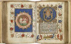 Arnhems getijdenboek - Klik voor een uitvergroting texture pattern