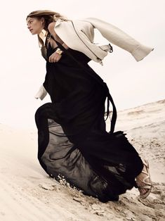 desert flower: roos abels by camilla akrans for vogue china february 2016   visual optimism; fashion editorials, shows, campaigns & more!