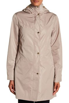 Ellen Tracy - Iridescent Packable Raincoat is now 63% off. Free Shipping on orders over $100.