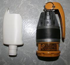 Custom Sci-Fi Grenade