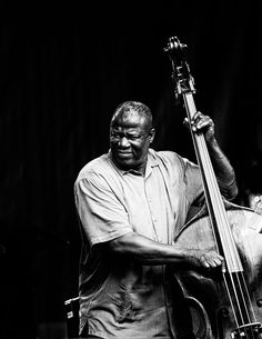 Contra Bass player by Joël Bourgoin on 500px